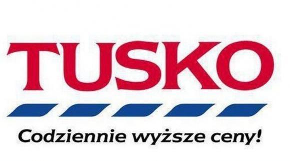 TUSKO - Codziennie wyższe ceny!