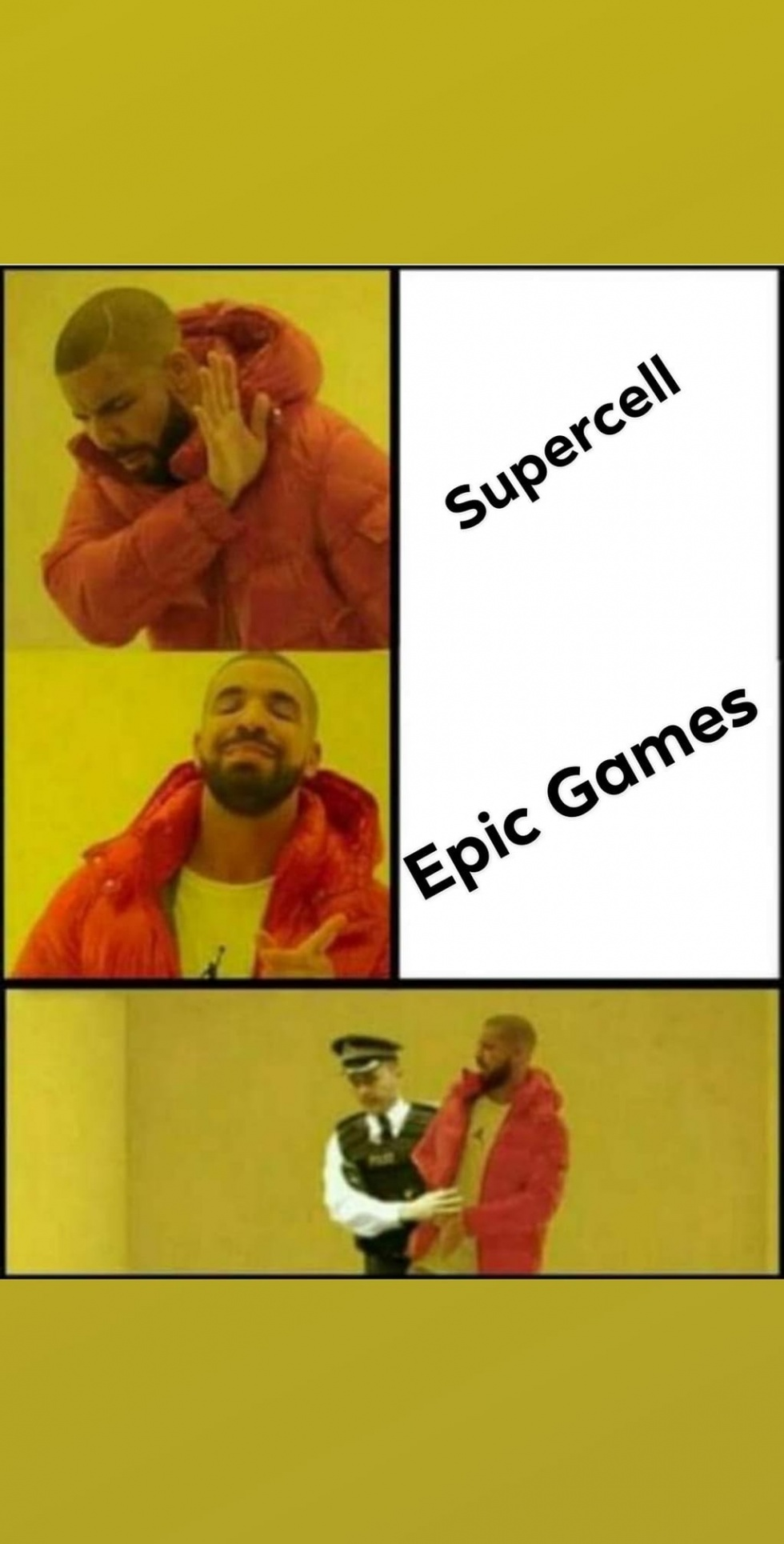 Supercell Epic Games